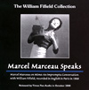 Cover of Marcel Marceau Speaks